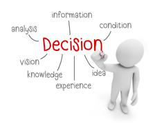 Decision Stock Illustration