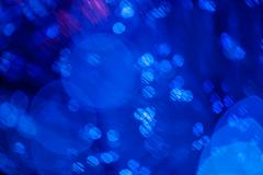 Abstract colorful bokeh light Stock Photos