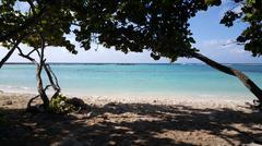 Baby beach - stock photo