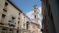 Bell Tower of St. John's Church Kuvituskuvat
