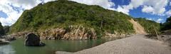 Cañón de Somoto panorama Stock Photos