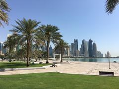 Corniche Promenade Stock Photos