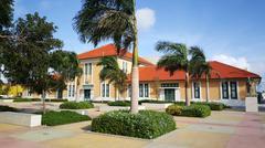 Courthouse - stock photo
