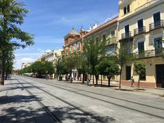 Calle San Fernando Stock Photos