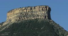 Mesa Verde National Park, Lookout Peak Stock Footage