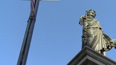 Our Lady of Victories Portland, Maine Stock Footage