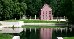 The Dutch House. Kuskovo Stock Footage