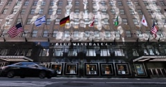 Bloomingdale's Manhattan Establishing Shot Stock Footage