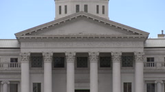 Texas State Capitol Building. Austin, TX Stock Footage