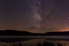 Yellowstone Lake Stock Footage