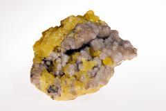 Sulfur Stock Photos