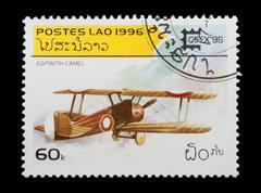 Sopwith camel Stock Photos