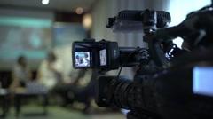 Camera capturing Stock Footage