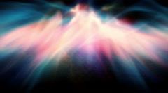Organic light forms shine - Light FX2134 HD, 4K Stock Footage Stock Footage