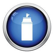 Paint spray icon Stock Illustration