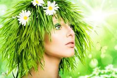 Beauty bio Stock Photos