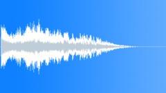 Elven mutation spell - sound effect