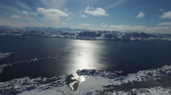 When nature is an Inspiration - Greenland Stock Footage