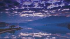 Sun Moon Lake, Nantou, Taiwan - stock footage