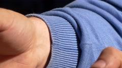White Collar Crime Handcuff Arkistovideo