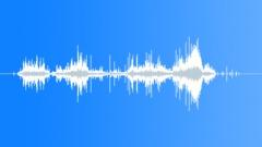Plastic Tarp Movement 4 - sound effect