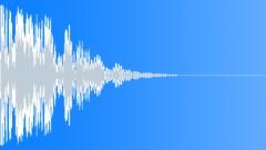 Deep Cinematic Drum Impact 2 Roar - sound effect