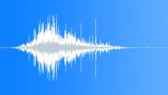 Plastic Tarp Unfold 3 - sound effect