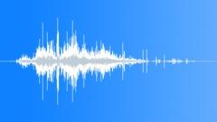 Plastic Tarp Crumble - sound effect