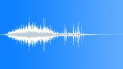 Plastic Tarp Unfold 2 - sound effect