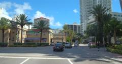 Casablanca Miami Beach - stock footage