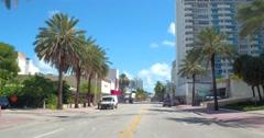 Miami Beach Ritz Carlton Miami Beach Stock Footage