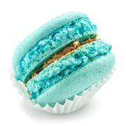 Colorful french sweet delicacy, macaroons Stock Photos