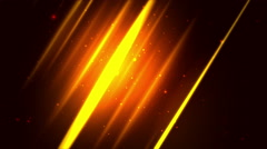 Slanting Lines Gold Loopable Background Stock Footage
