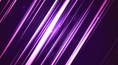 Elegant Luxuary Lines Purple Loopable Background Stock Footage