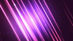 Elegant Slanting Lines Purple Loopable Background Stock Footage
