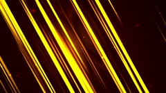 Soft Subtle Lines Gold Loopable Background Stock Footage