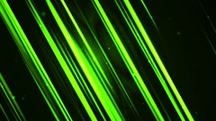 Soft Subtle Lines Green Loopable Background Stock Footage