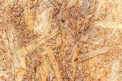 Woodchips  compressed together for background Stock Photos