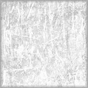 Grunge black and white distress vector texture. Naturalistic tile square back Stock Illustration