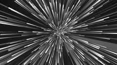 Speed Of Light Loop 4K Stock Footage