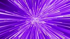 Speed Of Light Loop Color 4K Stock Footage