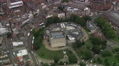 Norwich Castle Stock Footage