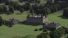 Houghton Hall Stock Footage