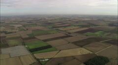 Lincolnshire Wolds Stock Footage