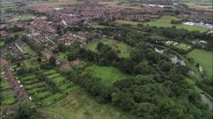Pickering Castle Stock Footage