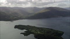 Loch Lomond Stock Footage