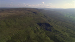 Mallerstang Edge Stock Footage