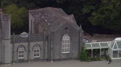Leighton Hall Stock Footage