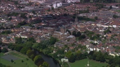 Hereford Cathedral Stock Footage