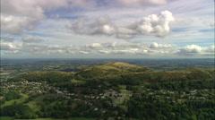 Malvern Hills Stock Footage